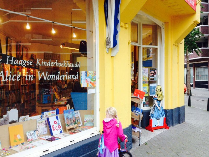 Kinderboekhandel Alice in Wonderland